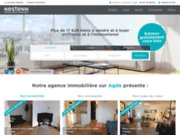 Agence immobilière Agde