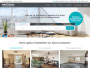 Agence immobilière Ajaccio