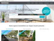 Agence immobilière Angers Doutre