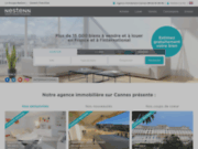 Agence immobilière Cannes