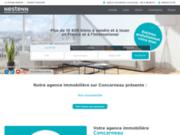 Agence immobilière Concarneau