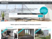 Agence immobilière Etampes