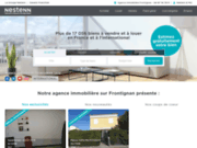 Agence immobilière Frontignan