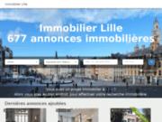 Toutes les annonces immobilières à Lille