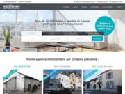 Agence immobilière Orléans