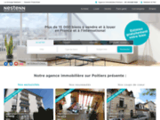 Agence immobilière Poitiers