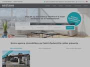 Agence immobilière Saint-Médard-en-Jalles