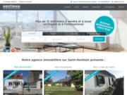 Agence immobilière Saint Herblain