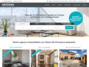 Agence immobilière Salon de Provence