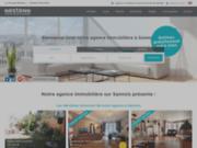 Agence immobilière Sannois
