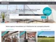 Agence immobilière Villefranche de Lauragais