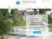 IMMOVIA CONTRUCTEUR Associés, entreprise de construction dans la Drôme