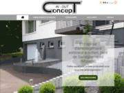 IN & OUT Concept : Entreprise d'aménagement extérieur à Achen en Moselle