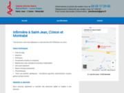 Infirmière libérale Saint-Jean