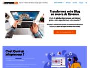 infopreneur.blog : Créer un blog rentable