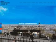 Assistance et dépannage informatique à domicile à Paris