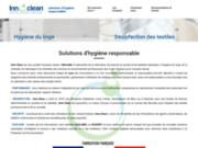 Innoclean, solution d'hygiène responsable