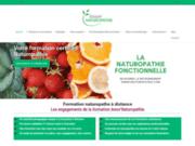 Formation naturopathie, nutrithérapie, micronutrition, aromathérapie, iridologie
