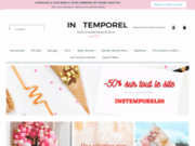 Site officiel de l'entreprise instemporel