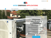 INTER ENERGIES APPLICATIONS expert frigoriste à Montigny-le-Bretonneux