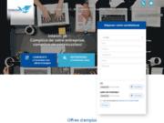 Site de l'agence d'emploi