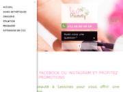 Institut de beauté Lessines