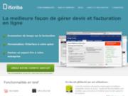 Facturation en ligne des PME avec iScriba