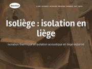 Isocor : isolation en liège naturel et 100% végétal