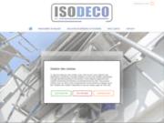 Isodeco : société de ravalement de façade et isolation extérieure près de Strasbourg