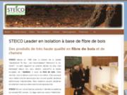 Steico, produits pour la construction saine issus de matériaux naturels renouvelables