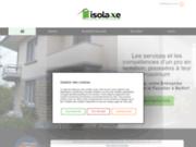 Isolaxe : Société d'isolation et de ravalement de façade proche de Belfort