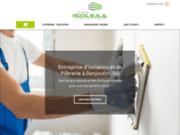 ISOLEAA Groupe : Entreprise d'isolation et de Plâtrerie à Danjoutin