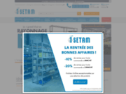 Rayonnage et mobilier professionnel Isymarket