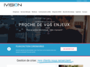 Hébergement professionnel Ivision