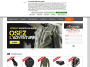 Accessoires moto - Equipements motard - Ixtem Moto
