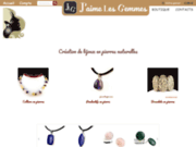 J'aime les gemmes : bijoux en pierres