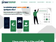 Jesuiscourtier - comparateur prêt immobilier
