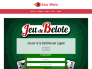 Jeux en ligne : Belote, tarot, rami, yams