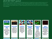 Jeux2ballon, votre plateforme de jeux de foot