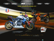 JMVCONCEPT leader en carenage moto