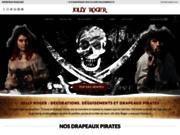 Jolly Roger, votre boutique en ligne de drapeaux et de pavillons pirates