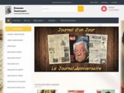 Journal d'un jour - Le Journal Anniversaire