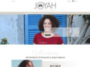 Joyah - Vêtements Ethiques et Organiques