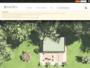 Structures en bois pour projets d'autoconstruction