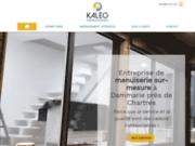 Kaléo Menuiseries, entreprise de menuiserie en Eure-et-Loir