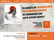 Kameleon : agence événementielle et conseils en marketing bâtiment