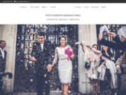 Destination Wedding Photographer Paris