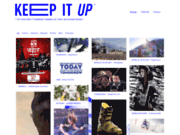 Keep It Up- films & graphics- Grenoble