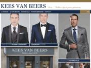 Costume sur-mesure Paris - Kees Van Beers