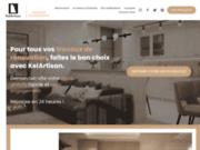 KelArtisan, des artisans de confiance pour vos travaux de rénovation